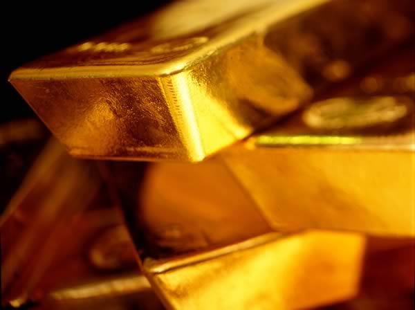 Cours de l'or à la hausse