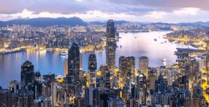 société à Hong Kong