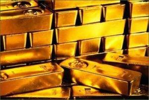 Lingots d'or