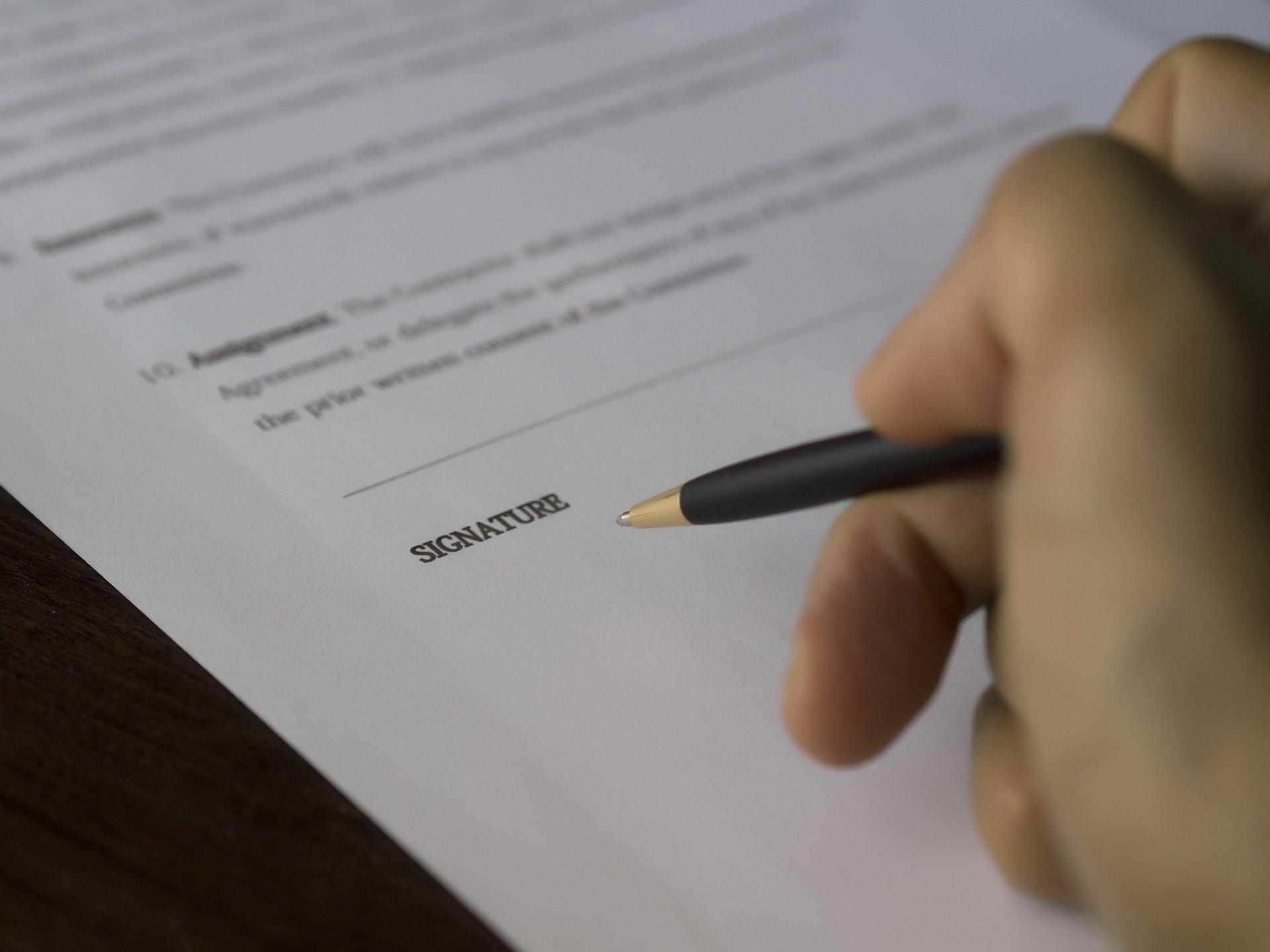 écrire document unique