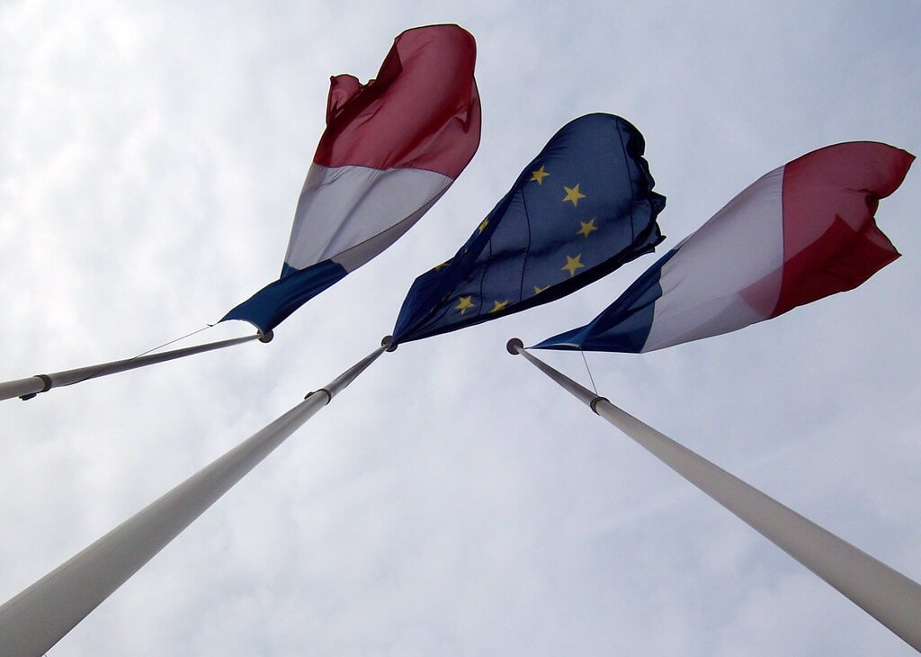économie française europe