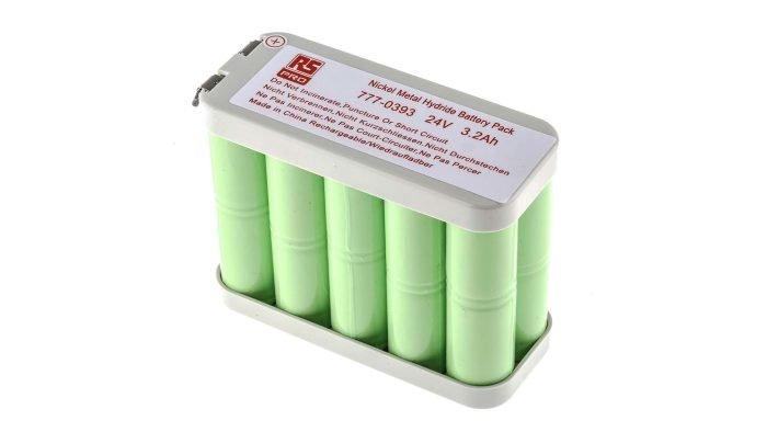 Bloc batterie rechargeable RS PRO